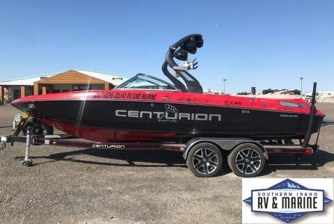 2011 Centurion Enzo 230SV for sale at SOUTHERN IDAHO RV AND MARINE in Jerome ID