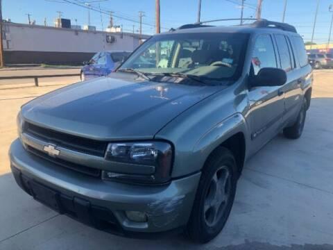 2004 Chevrolet TrailBlazer EXT for sale at Eurospeed International in San Antonio TX