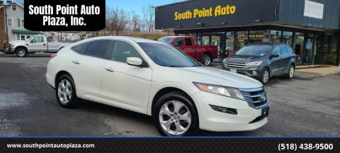 2010 Honda Accord Crosstour for sale at South Point Auto Plaza, Inc. in Albany NY