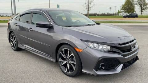 2017 Honda Civic for sale at Napleton Autowerks in Springfield MO