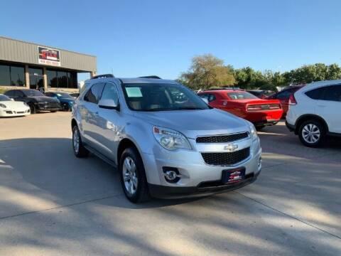 2011 Chevrolet Equinox for sale at KIAN MOTORS INC in Plano TX