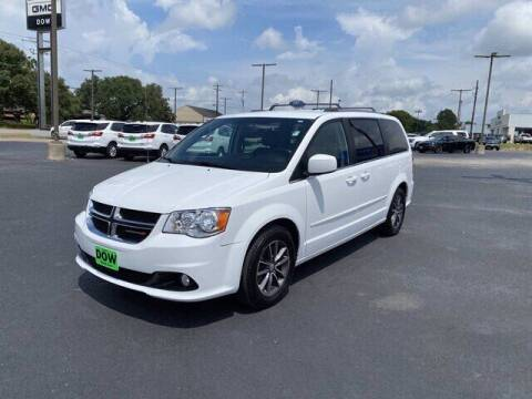 2017 Dodge Grand Caravan for sale at DOW AUTOPLEX in Mineola TX