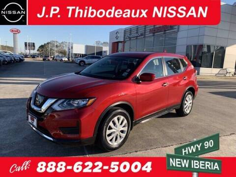 2017 Nissan Rogue for sale at J P Thibodeaux Used Cars in New Iberia LA