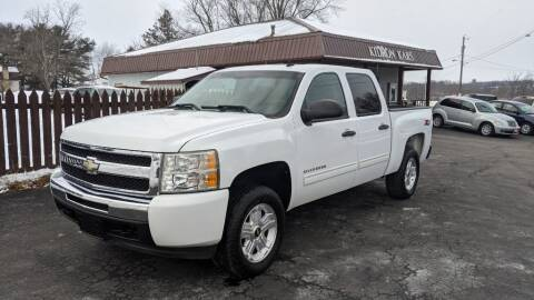 2010 Chevrolet Silverado 1500 for sale at Kidron Kars INC in Orrville OH