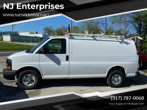 2011 Chevrolet Express Cargo for sale at NJ Enterprises in Indianapolis IN