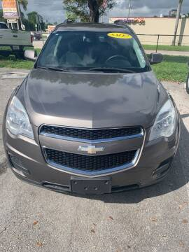 2010 Chevrolet Equinox for sale at DAN'S DEALS ON WHEELS in Davie FL