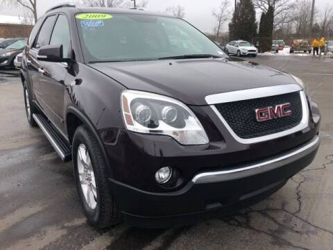 2009 GMC Acadia for sale at Newcombs Auto Sales in Auburn Hills MI