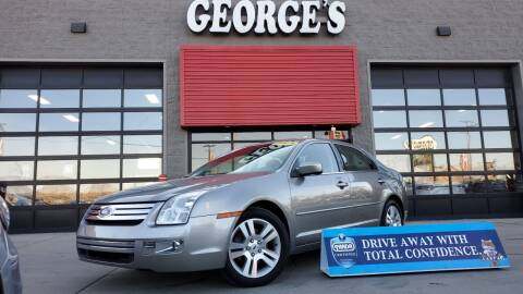 2009 Ford Fusion for sale at George's Used Cars - Pennsylvania & Allen in Brownstown MI
