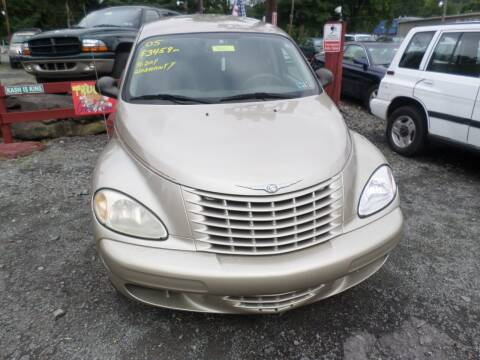 2005 Chrysler PT Cruiser for sale at FERNWOOD AUTO SALES in Nicholson PA