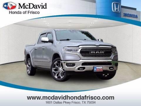 2020 RAM Ram Pickup 1500 for sale at DAVID McDAVID HONDA OF IRVING in Irving TX