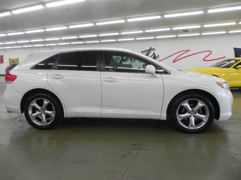 2009 Toyota Venza for sale at 121 Motorsports in Mount Zion IL