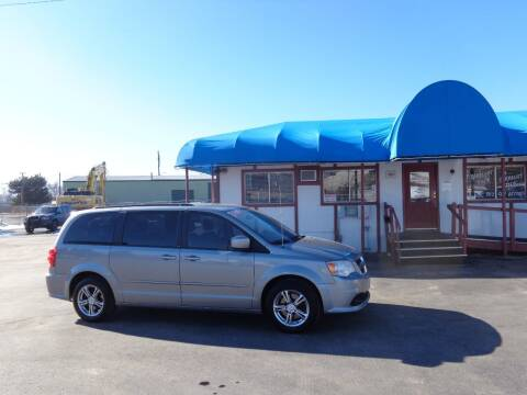 2014 Dodge Grand Caravan for sale at Jim's Cars by Priced-Rite Auto Sales in Missoula MT