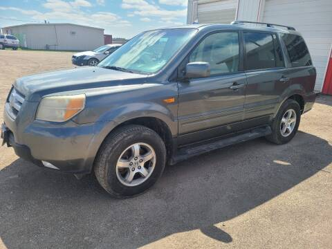 2007 Honda Pilot for sale at BROTHERS AUTO SALES in Eagle Grove IA