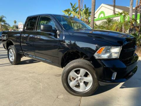 2013 RAM Ram Pickup 1500 for sale at Luxury Auto Lounge in Costa Mesa CA