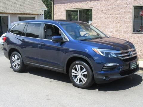 2017 Honda Pilot for sale at Advantage Automobile Investments, Inc in Littleton MA