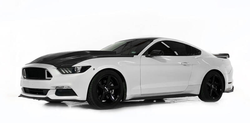 2017 Ford Mustang for sale at Houston Auto Credit in Houston TX
