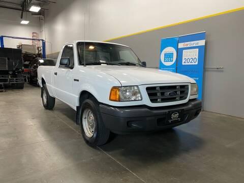 2002 Ford Ranger for sale at Loudoun Motors in Sterling VA