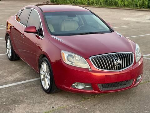 2012 Buick Verano for sale at Hadi Motors in Houston TX
