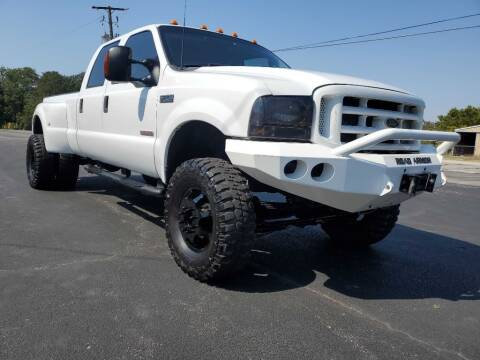 2003 Ford F-350 Super Duty for sale at Thornhill Motor Company in Hudson Oaks, TX