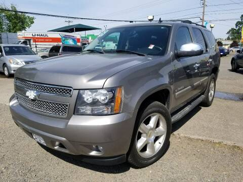 2008 Chevrolet Tahoe for sale at Universal Auto Sales in Salem OR