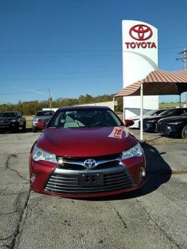 2017 Toyota Camry for sale at Quality Toyota in Independence KS
