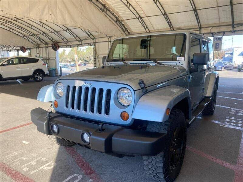 2012 Jeep Wrangler Unlimited for sale at Boktor Motors in North Hollywood CA