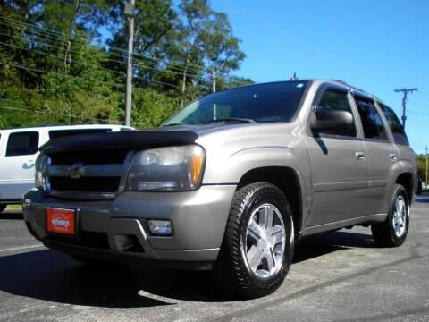 2008 Chevrolet TrailBlazer for sale at Auto Brite Auto Sales in Perry OH