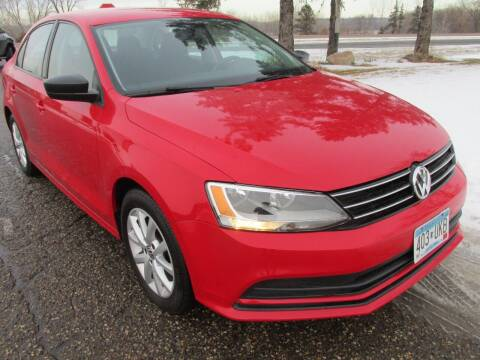 2015 Volkswagen Jetta for sale at Buy-Rite Auto Sales in Shakopee MN