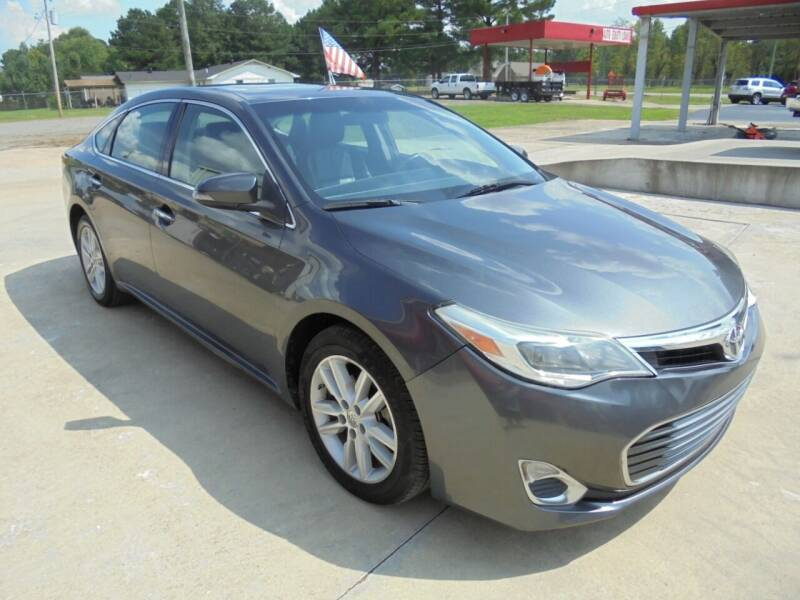 2013 Toyota Avalon for sale at US PAWN AND LOAN in Austin AR