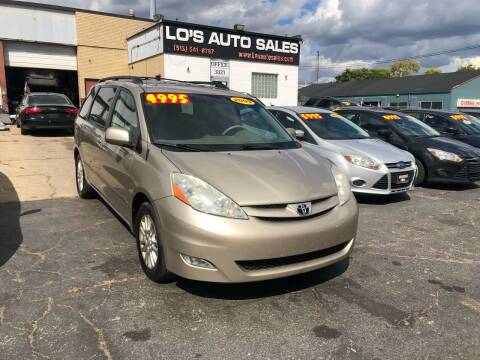 2009 Toyota Sienna for sale at Lo's Auto Sales in Cincinnati OH