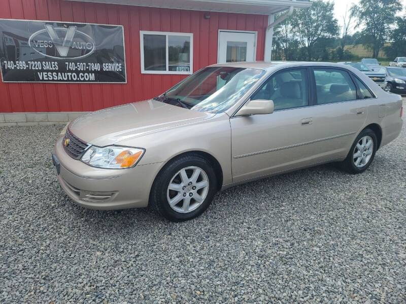 2003 Toyota Avalon for sale at Vess Auto in Danville OH