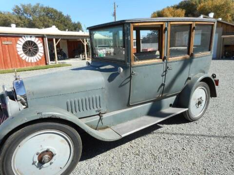 1920 Studebaker Sedan for sale at Classic Car Deals in Cadillac MI