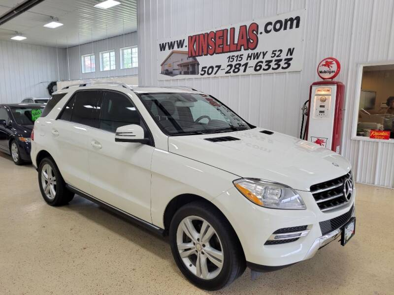 2013 Mercedes-Benz M-Class for sale at Kinsellas Auto Sales in Rochester MN