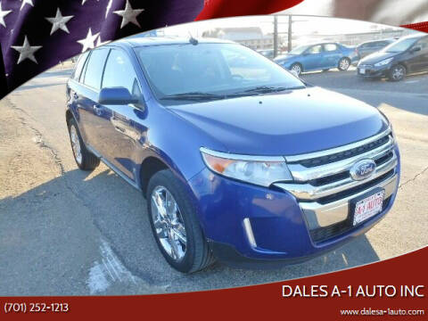 2013 Ford Edge for sale at Dales A-1 Auto Inc in Jamestown ND
