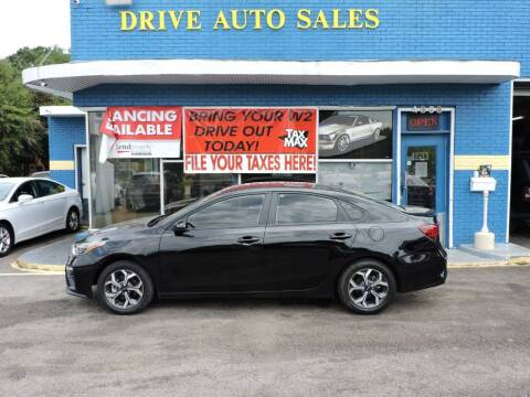2019 Kia Forte for sale at Drive Auto Sales & Service, LLC. in North Charleston SC
