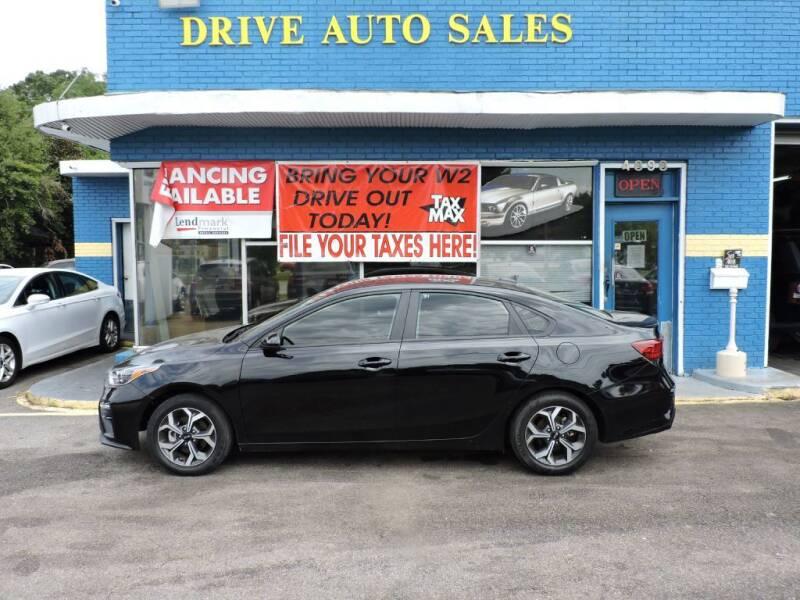 2019 Kia Forte for sale at Drive Auto Sales & Service, LLC. in North Charleston SC