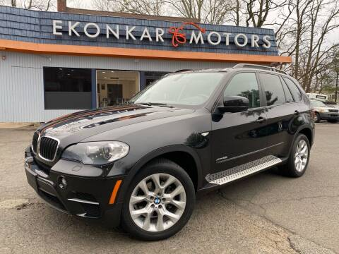 2011 BMW X5 for sale at Ekonkar Motors in Scotch Plains NJ