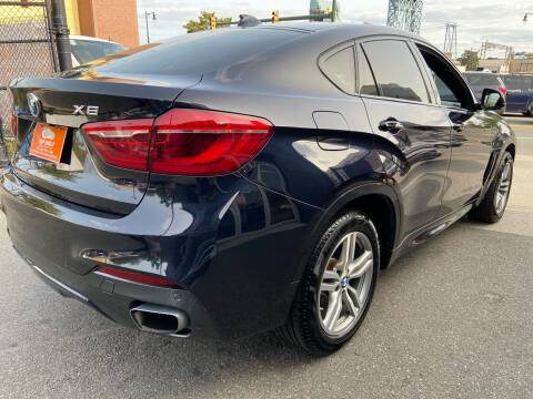 2016 BMW X6 for sale at TOP SHELF AUTOMOTIVE in Newark NJ