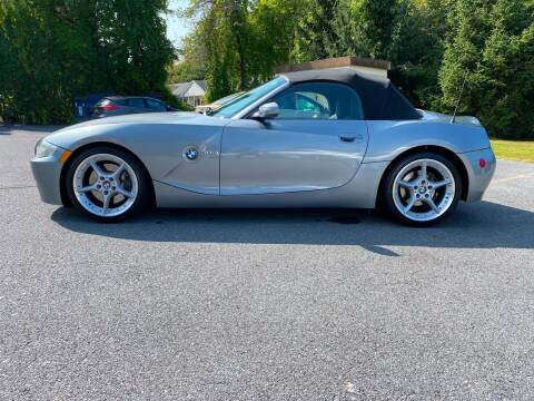 2006 BMW Z4 for sale at R & R Motors in Queensbury NY