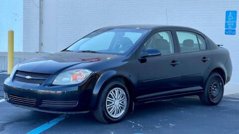 2010 Chevrolet Cobalt for sale at Carland Auto Sales INC. in Portsmouth VA