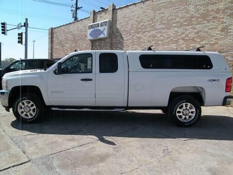 2013 Chevrolet Silverado 2500HD for sale at Kingdom Auto Centers in Litchfield IL