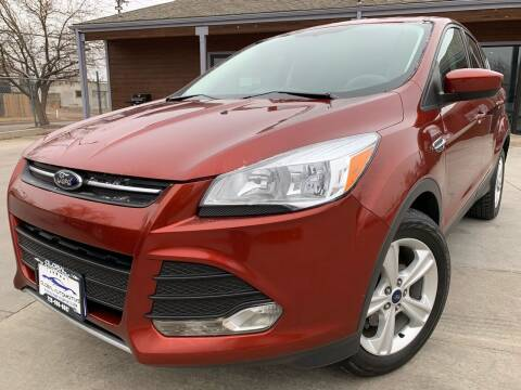 2015 Ford Escape for sale at Global Automotive Imports of Denver in Denver CO