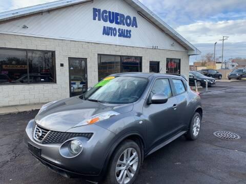 2014 Nissan JUKE for sale at Figueroa Auto Sales in Joliet IL