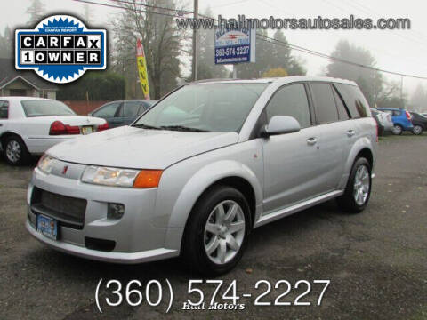 2005 Saturn Vue for sale at Hall Motors LLC in Vancouver WA