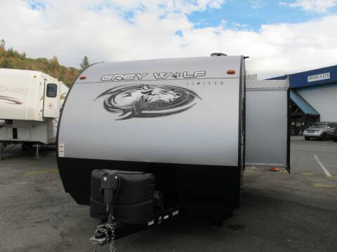 2019 GREY WOLF 21RB for sale at Oregon RV Outlet LLC - Travel Trailers in Grants Pass OR
