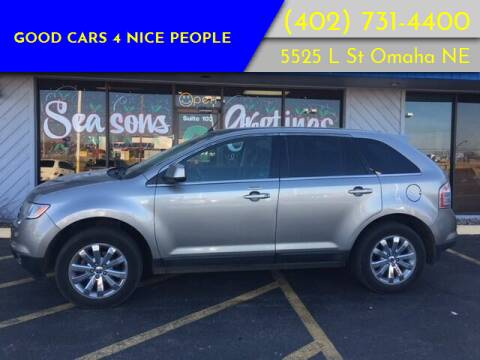 2008 Ford Edge for sale at Good Cars 4 Nice People in Omaha NE