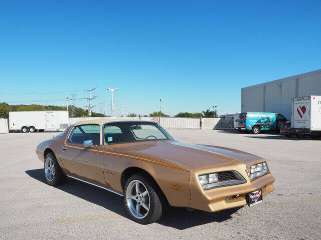 1977 Pontiac Firebird for sale at Bill Kay Corvette's and Classic's in Downers Grove IL