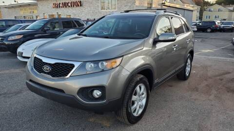 2011 Kia Sorento for sale at MFT Auction in Lodi NJ