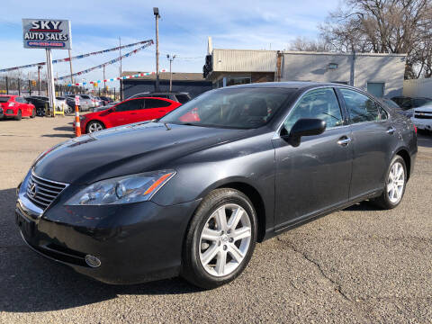 2009 Lexus ES 350 for sale at SKY AUTO SALES in Detroit MI