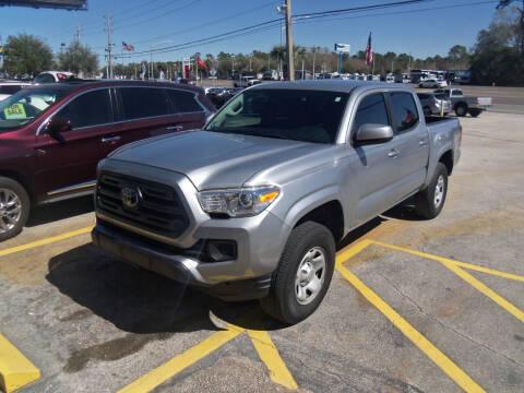 2018 Toyota Tacoma for sale at ORANGE PARK AUTO in Jacksonville FL